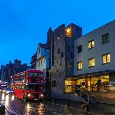 (1199) John Knox House and The Scottish