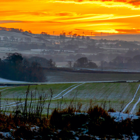(1555) Rural West Lothian to Kirknewton