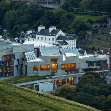 (799) The Scottish Parliament Building a