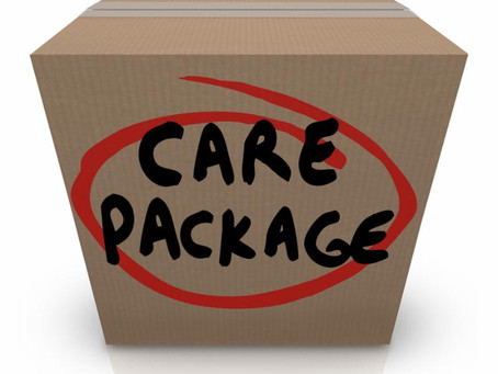 College Student Care Packages
