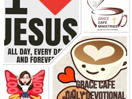 Grace Cafe Daily Devotional