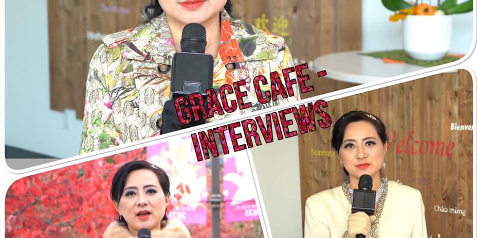 Grace Cafe Interviews