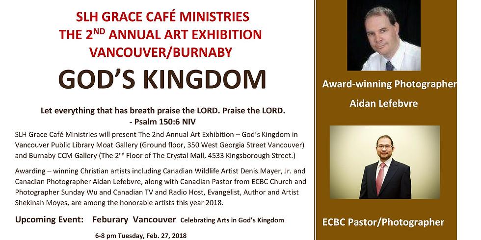 God's Kingdom Art Exhibition
