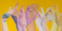 Hands, Hände, Malerei, Painting