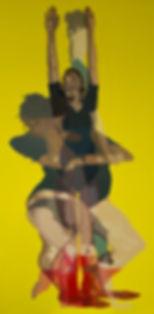 Formsache, Identität, Malerei, Painting