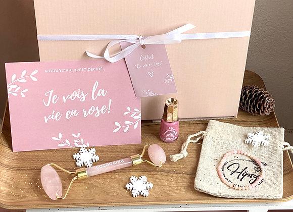 """BOX """"LA VIE EN ROSE"""""""