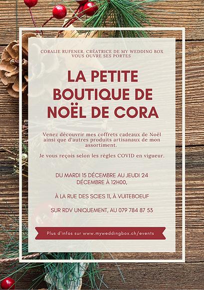 Affiche La Petite Boutique de Cora_prolo