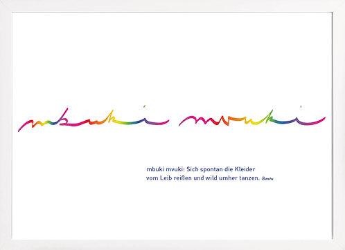 mbuki mvuki rainbow