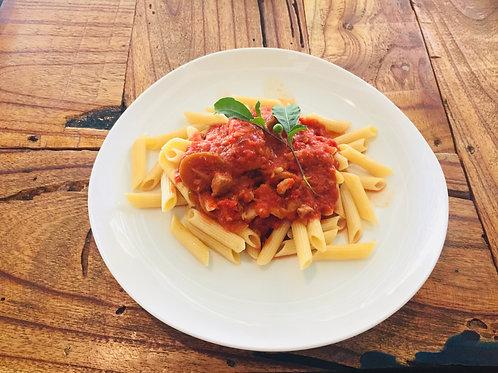 Saus pasta tomat