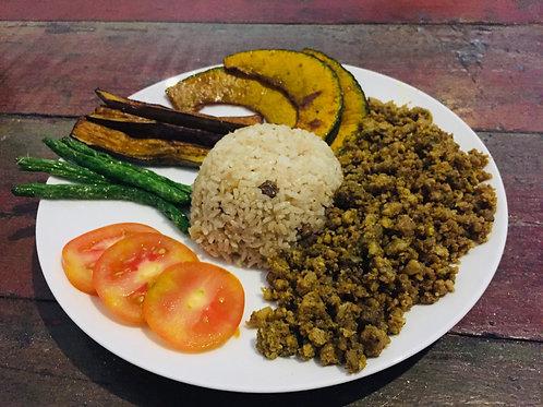 Keema curry Mild