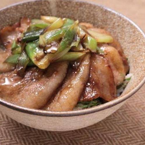 バリポークの豚丼