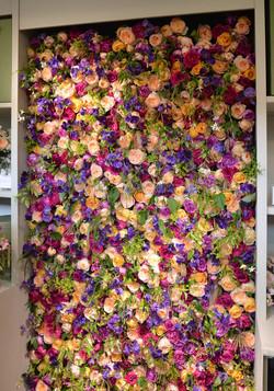 Kukkaseinä
