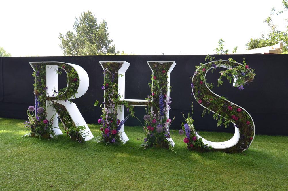 RHS logo Chelsea Flower Show