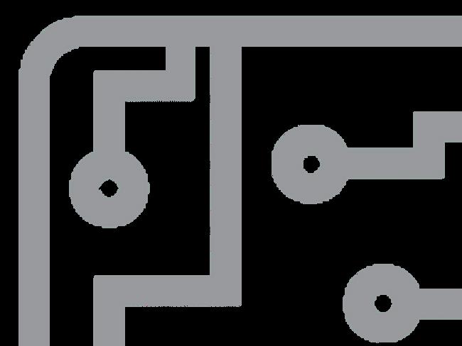 Los nodos del logo de Prosei representan el proceso de transformación que deriva a la digitalización de sus clientes.
