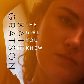 Kate Gratson single The Girl You Knew.jp