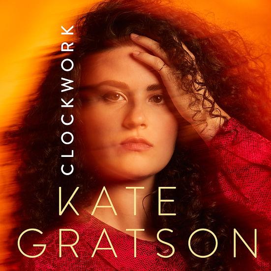 Kate Gratson_ single_Clockwork
