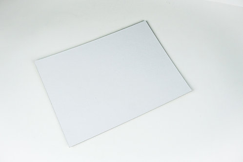 White Rectangle Cake Board