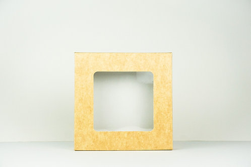 6 x 6 x 3 Pre-Formed Box