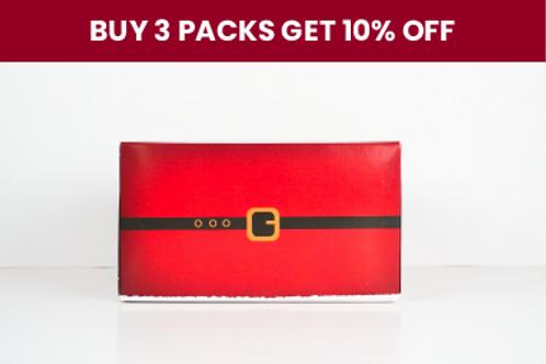 Santa Christmas Bundle Buy 3 Packs Get 10% OFF