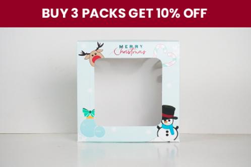 Snowman Christmas Bundle Buy 3 Packs Get 10% OFF