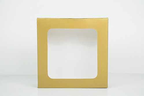 7 x 7 x 3 Pre-Formed Box
