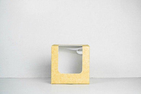 4 x 4 x 3 Pre-Formed Box