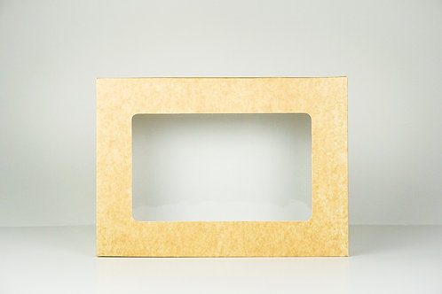 9 x 12 x 3 Pre-Formed Box