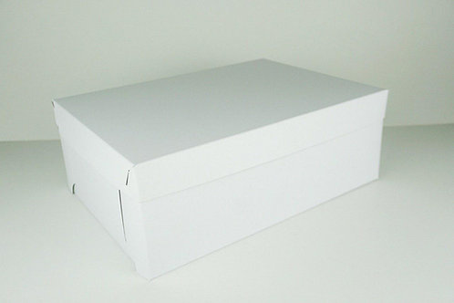 10 x 14 x 5 Body and Cover Cake Box
