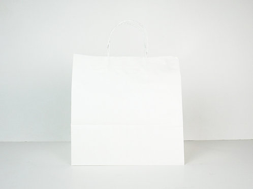 Small Wide Bottom Paper Bag