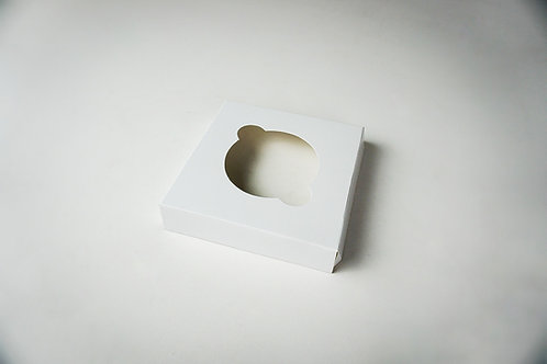 Divider for single cupcake