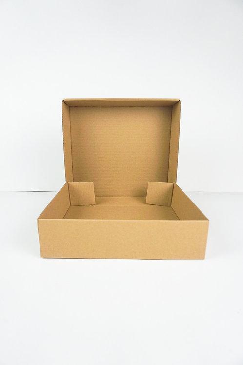 "Corrugated Online PR Box 10"" x 10"" x2.5"""