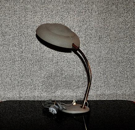 Petite lampe industrielle kaki