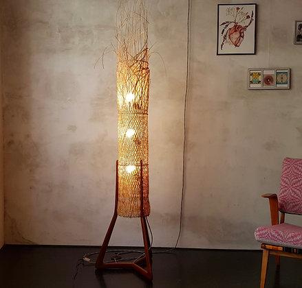Lampe danoise tripode