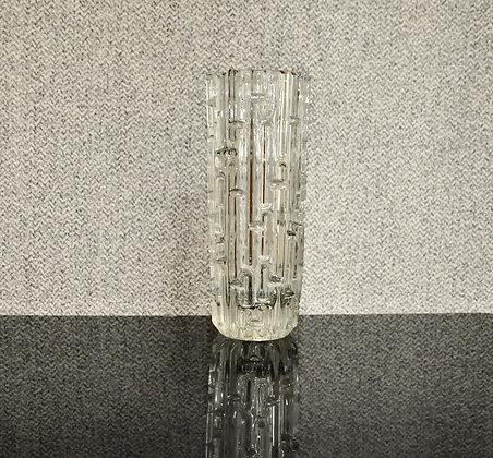 Vase tchèque en cristal