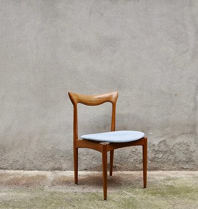 Chaise danoise organique