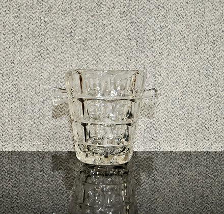 Bac à glaçons en cristal