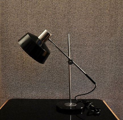 Grande lampe de table moderniste