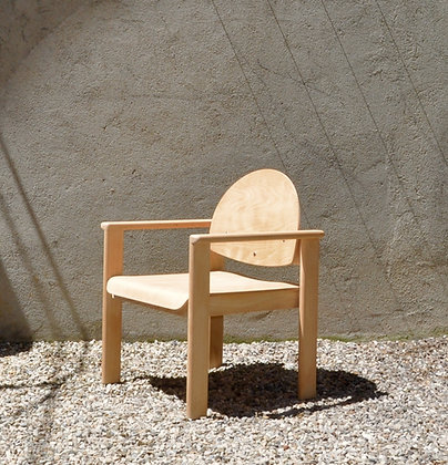 "Fauteuil style ""Bauhaus"""