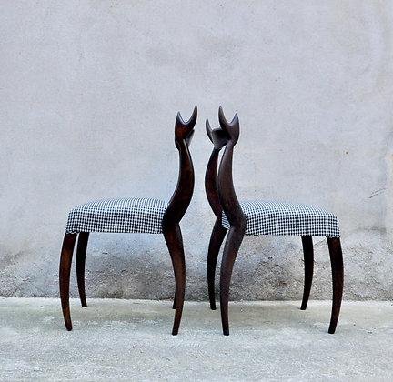 """Paire de chaises """"My Dear Chair"""""""