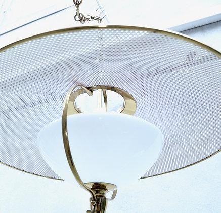Grande lampe de plafond Rockabilly