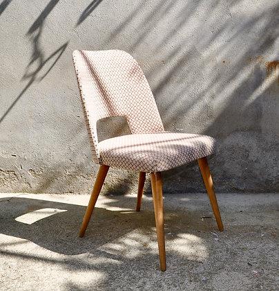 Chaise tchèque du designer Oswald Heartl