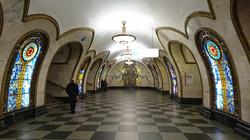 ⑤号線 ノボスラボーツカヤ駅