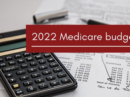 Senate approves increased medicare budget.