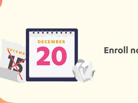 Covered California Extends Deadline for Jan. 1 Coverage Through Friday 12.20.19
