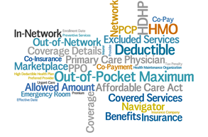 Glossary – Understand the most used terms during Open Enrollment