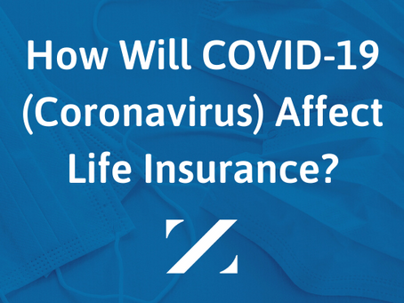 Life Insurance - How COVID-19 affects ?