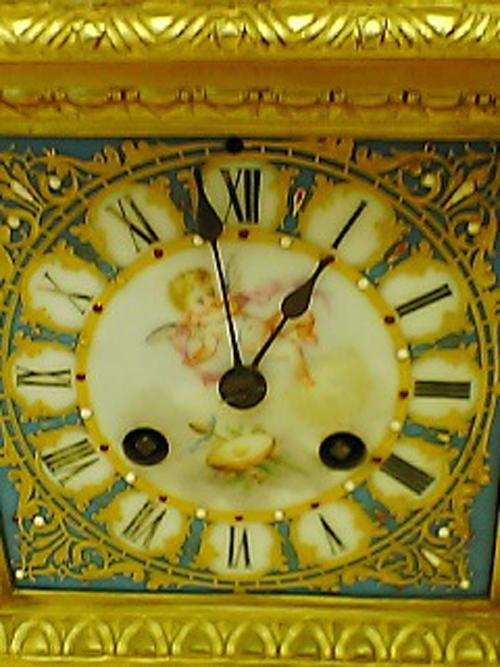 アンティーク時計修理