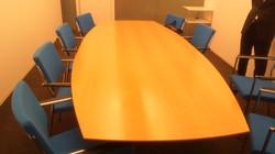 オフィス会議テーブル傷補修