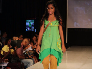 Eclectic styles shine at UTT's Fashion Show 2017