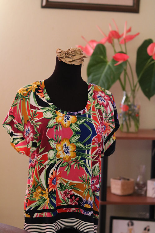 Tropical Lounge Top